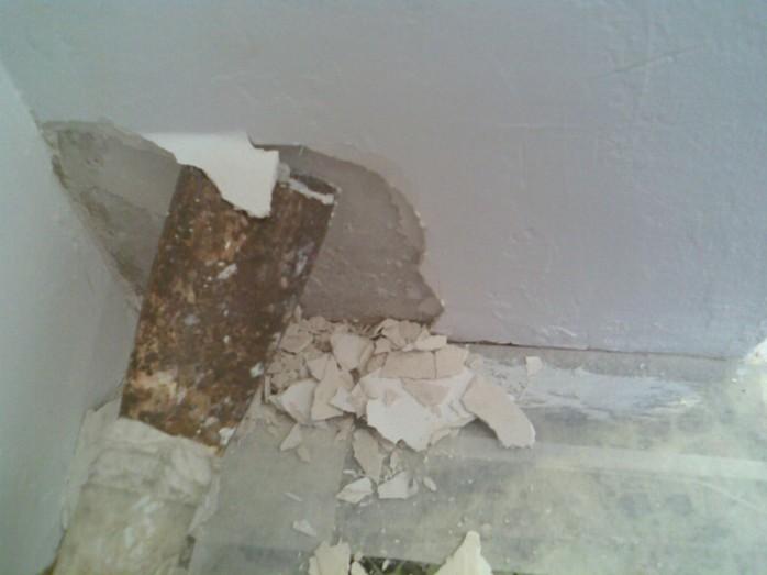 Como quitar humedades de una pared