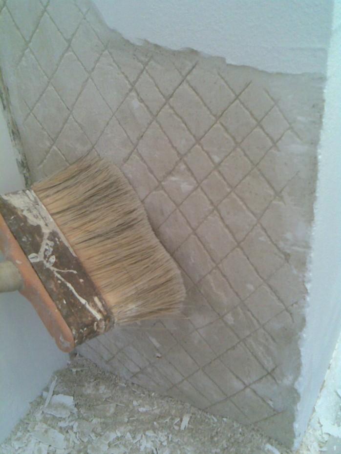 Como quitar humedades de una pared - Quitar humedades pared ...